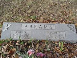 John W Abrams