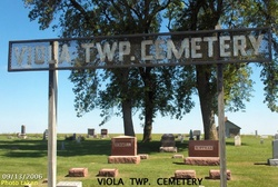 Viola Center Cemetery