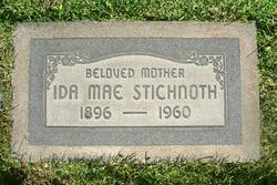 Ida Mae <i>Orr</i> Stichnoth