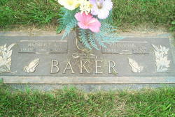 Virginia E. <i>Holland</i> Baker