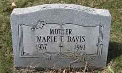 Marie T <i>Perkey</i> Davis