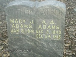 Asbery A. Adams