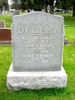 Flora Helen <i>Ridley</i> Dudley Corwin