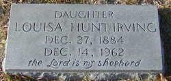 Louise Agnes <i>Hunt</i> Irving