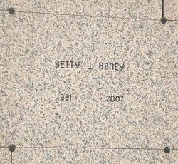 Betty J Abney