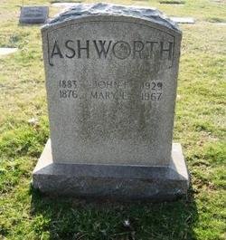Mary Ellen <i>Cheesman</i> Ashworth