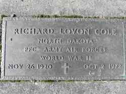 Richard Lovon Cole
