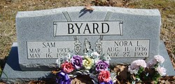 Nora L <i>Page</i> Byard