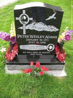 Peter Wesley Adams