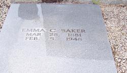 Emma Charlie <i>Cotter</i> Baker