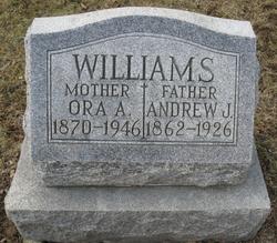 Ora A <i>Bettes</i> Williams