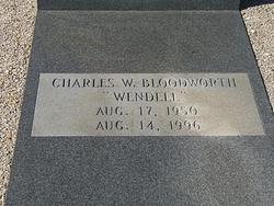Charles W. Wendell Bloodworth