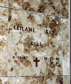 Leilani Kay <i>Ruthstrom</i> Gill