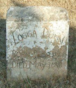 Louisa Dunn