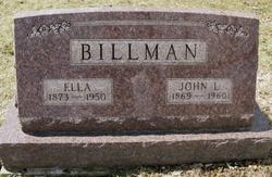 Ella <i>Ferguson</i> Billman