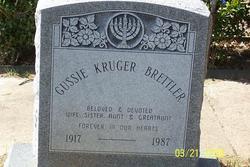 Gussie Kruger <i>Cohen</i> Brettler