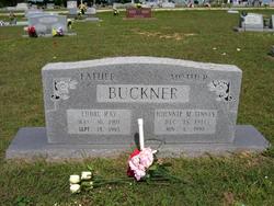 Eddie Ray Buckner