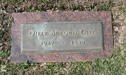 Dilly Buford B Gill