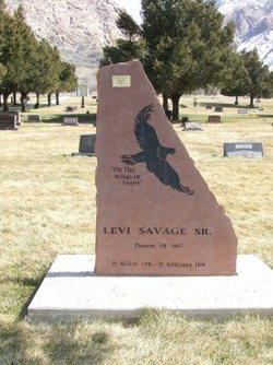 Levi Savage, Sr