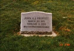 John Andrew Jackson Proffitt