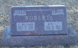 Mary J Roberts