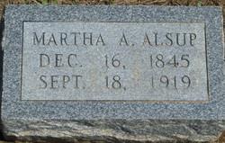 Martha Adeline <i>Russell</i> Alsup