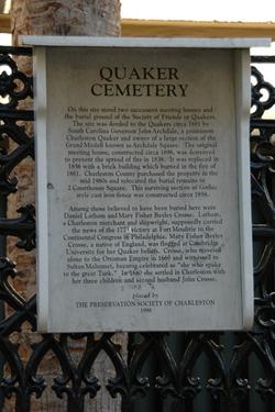 Quaker Churchyard
