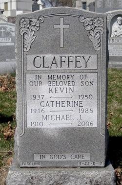 Catherine Kate <i>Bradler</i> Claffey