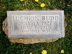 Luchion Rudd