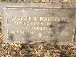 Mary Ladelle Dell Poindexter