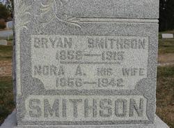 Sonora Ann <i>Rogers</i> Smithson