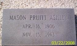 Mason Pruitt Ashley