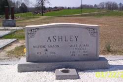 Martha Louise <i>Kay</i> Ashley