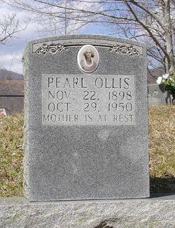 Pearl <i>Sparks</i> Ollis