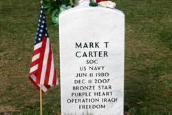 CPO Mark Thomas Carter