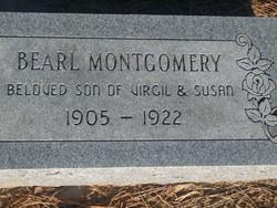 Bearl Montgomery