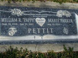 William Robert Pappy Pettit