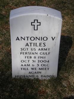 Sgt Antonio Val Atiles