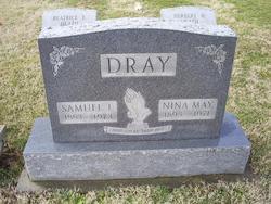 Nina Mae <i>Case</i> Dray