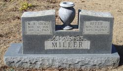 Sarah Elizabeth Bettie <i>Pickett</i> Miller