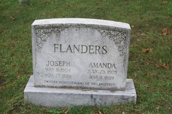 Amanda <i>Hobbs</i> Flanders