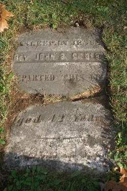 Rev. John B. Gilbert
