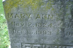 Mary Ann <i>Ralph</i> Stilwell