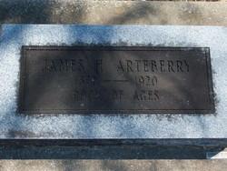 James H Arteberry