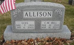 Lois Lee <i>Uhl</i> Allison