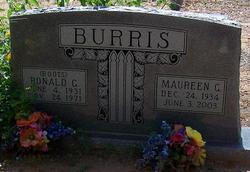 Maureen <i>Rogers</i> Burris