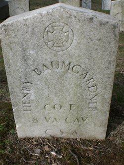 Henry Baumgardner