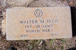 Walter M Ellis