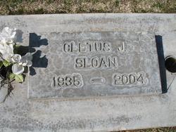 Cletus James Sloan