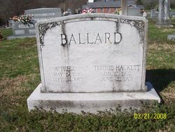 Albert Fred Ballard